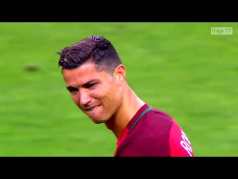 Portugal vs France 1 0 EURO 2016 Final Highlights English Commentary UHD 4K