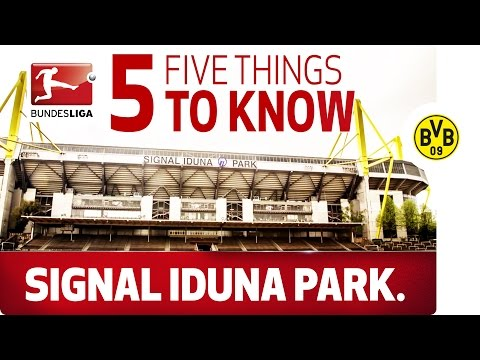 The Signal Iduna Park - Five Things to Know