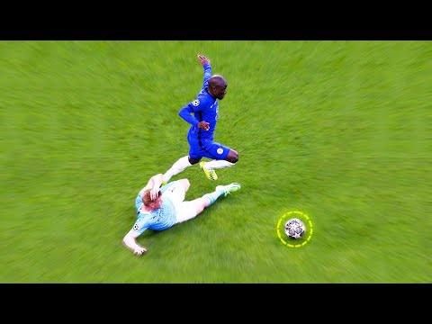 50+ Players Humiliated by N'Golo Kanté ᴴᴰ