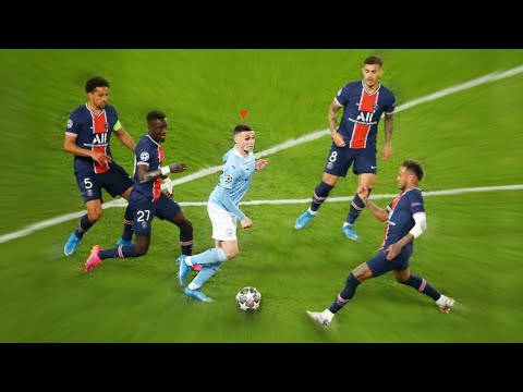 50+ Players Humiliated by Phil Foden ᴴᴰ