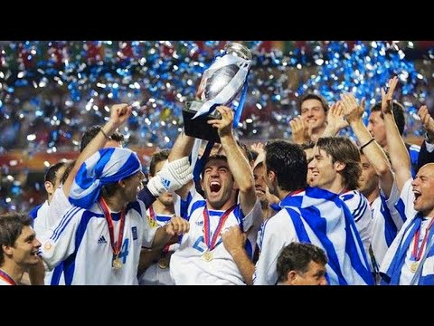 Greece ● Road to Victory - EURO 2004