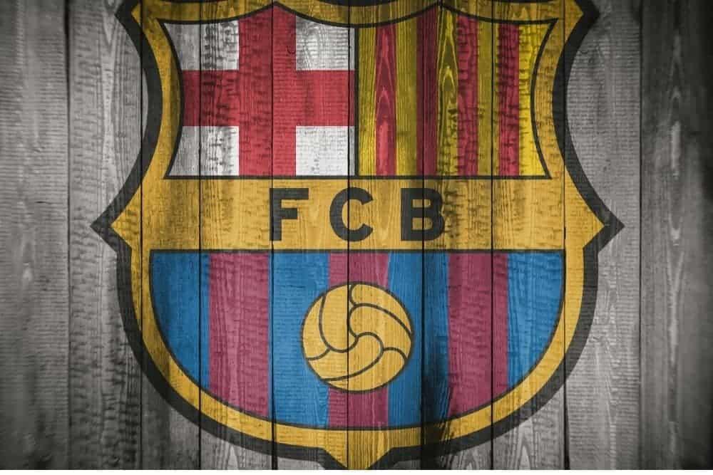 Logo câu lạc bộ Barcelona